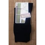 chaussettes-en-bambou-de-ville-2-paires---noir