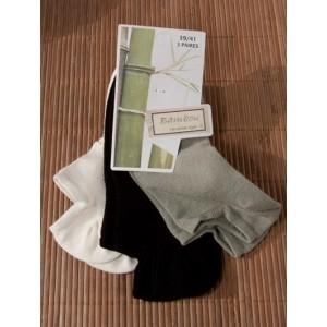 Chaussettes en bambou Invisibles (3 paires) - 39/41