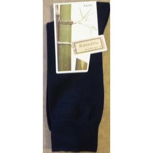 chaussettes en bambou de ville (2 paires ) - bleu marine