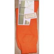 chaussettes en bambou(2 paires )-orange