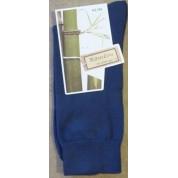 chaussettes en bambou de ville ( 2 paires ) - bleu indigo